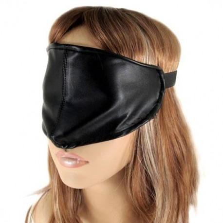 Loup - Masque BDSM simple en tissu
