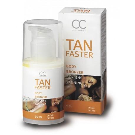 CC Tan Faster Cream : Crème bronzage rapide