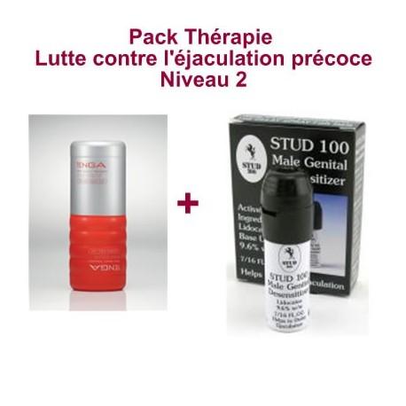 Pack Thérapie - Lutte contre l'éjaculation précoce - Niveau 2