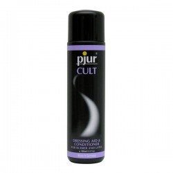 Pjur cult - Entretien et enfilage Latex