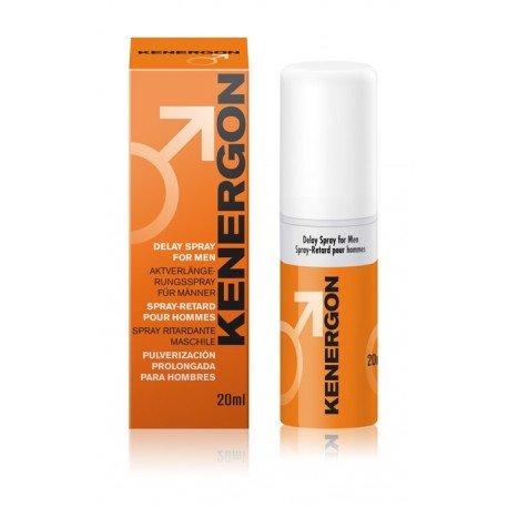 Kenergon Spray - Retarde l'éjaculation
