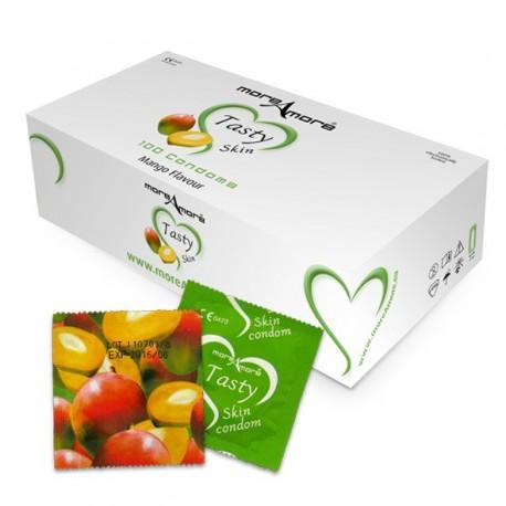 Préservatifs aux fruits : MoreAmore
