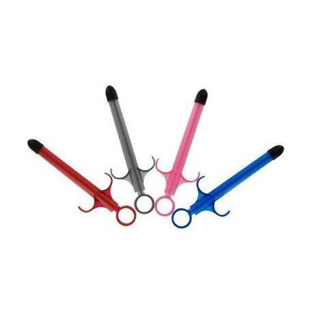 Pack de 3 seringues pour injection lubrifiant