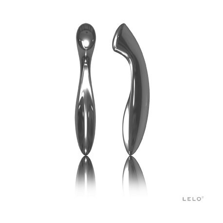 LELO - Olga - Gode massif plaqué Or 24 carats / Acier