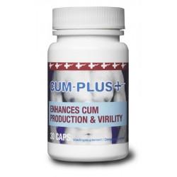 Cum-Plus - Augmente la qualité et le volume de sperme