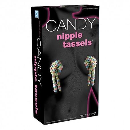Nipple - Cache tétons en bonbons comestibles