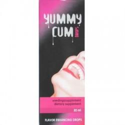 Yummy Cum Drops - Goûtes augmentant le volume du sperme
