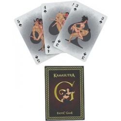 Jeu de carte sex & coquin : Kamasutra