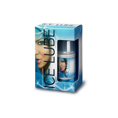 Ice Lube - Gel intime effet glaçon rafraichissant