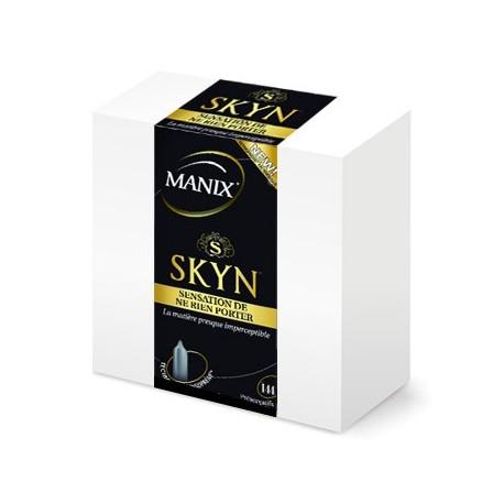 Manix Skyn - Préservatif en Sensoprène sans latex