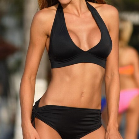Maillot de bain Push up Noir
