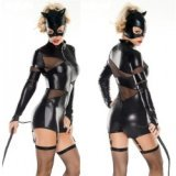 *** discontinued *** Costume de chatte dominatrice - CatWoman