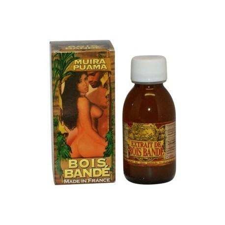 Bois Bandé Muira Puama - Homme/Femme : Déclenche l'érection et le désir
