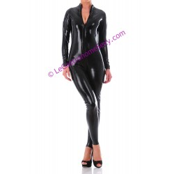 Combinaisons & Catsuits Latex - Zippée sur le devant