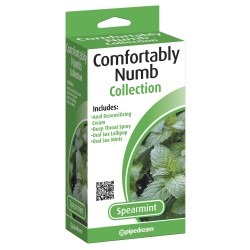 Pack Anesthésiant Sexuel - Comfortably Numb Kit