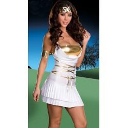 Costume gladiateur - romain femme sexy