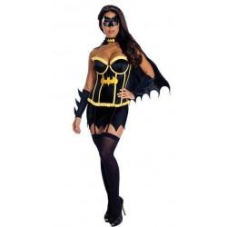 Déguisement - BatGirl Sexy