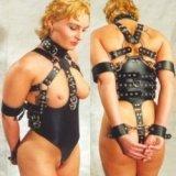 Harnais de bondage esclave - femme soumise