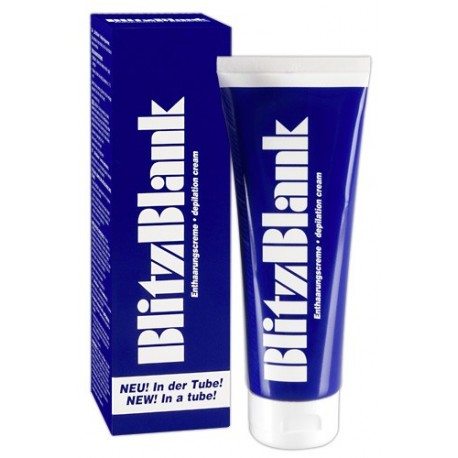 BlitzBlank - Crème dépilatoire spécial maillot et zones intimes