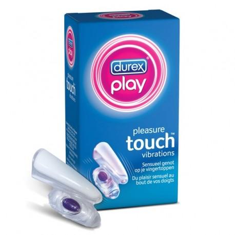 *** DISCONTINUED *** Durex Play Touch Finger - Sextoy de doigts