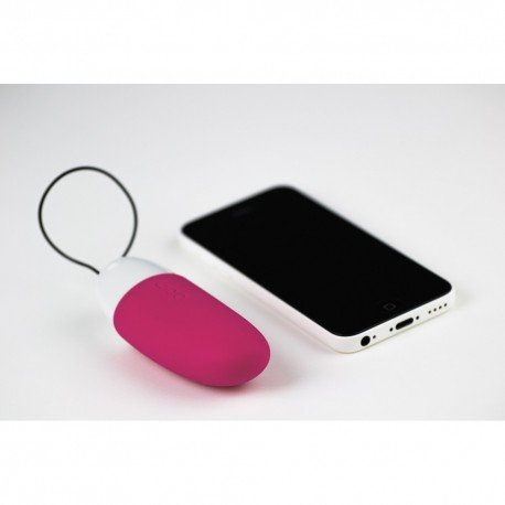Smart Mini Vibe - Oeuf sextoy connecté smartphone iphone bluetooth