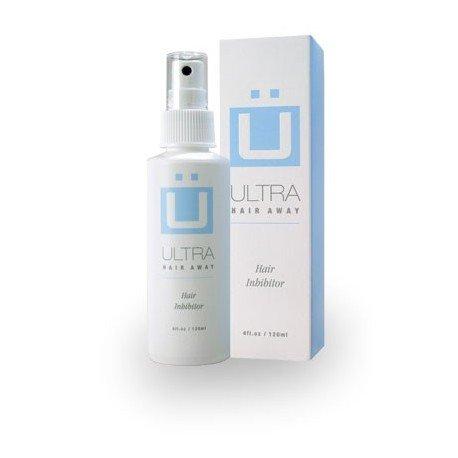 Ultra Hair Away - Ralenti la pousse des poils, Inhibiteur