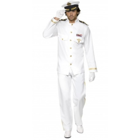 Costume, Uniforme - Commandant de bord sexy