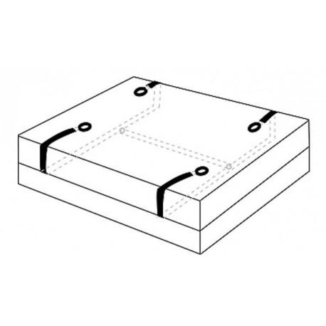 Contraintes SM : Lanières sous le lit !