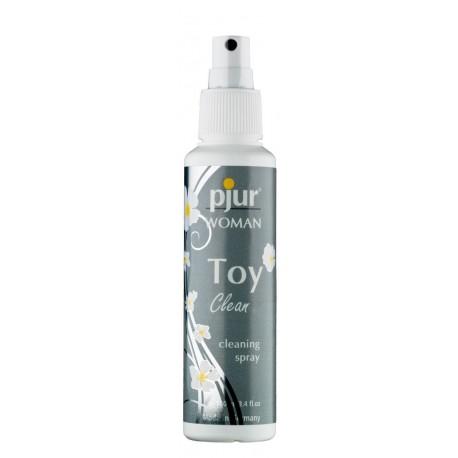 Pjur - Woman Toy Clean - Nettoyant & Désinfectant sextoys objets intimes