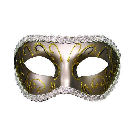 Loup S&M - Grey Masquerade - Eyes Wide Shut *** Clearance
