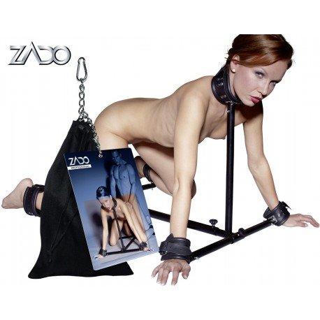 Pilori de contrainte - soumission BDSM, Bondage