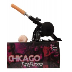 Chicago TypeFucker - Fucking machine
