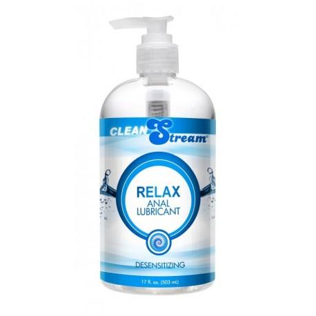 Clean Stream - Lubrifiant Anesthésiant Anal