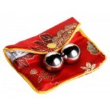 Boules de geisha originale en acier inox - Exercices Kegel