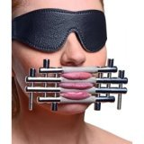Shut up ! Presse de langue - Accessoire de torture & soumission BDSM