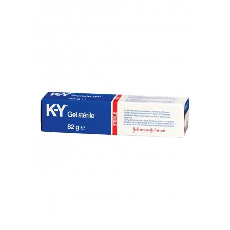 K-Y Jelly Lubrifiant intime - Gel stérile ***