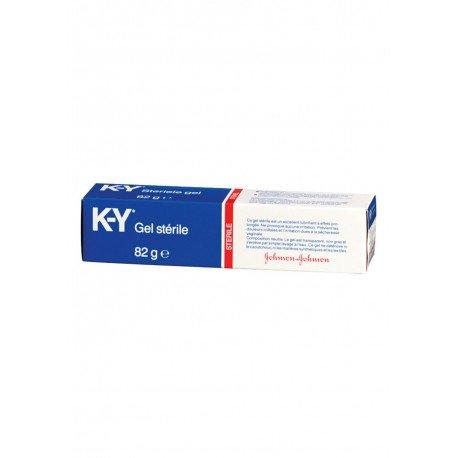 K-Y Jelly Lubrifiant intime - Gel stérile