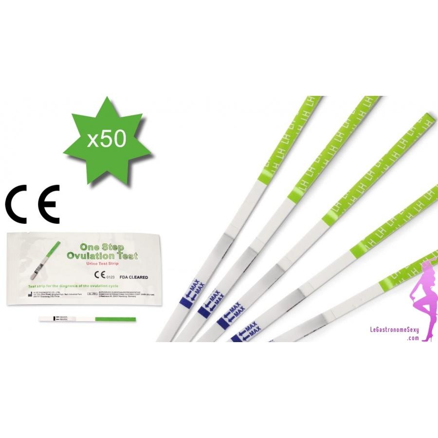 3 6 tests d 39 ovulation en bandelette pas cher 20 miu ml. Black Bedroom Furniture Sets. Home Design Ideas