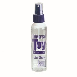 Désinfectant anti-bactérien sextoy & plug intimes