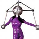 Casque Steelhead BDSM intégral - La boule de fer