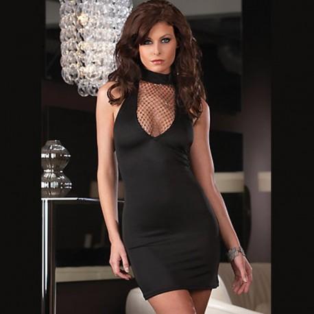 Robe de soirée - ClubWear : Décolleté sexy