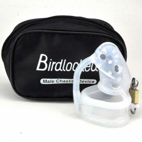 Cage de chasteté - BirdLocked silicone