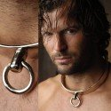 [Discontinued] - Collier d'esclave de soumission en métal