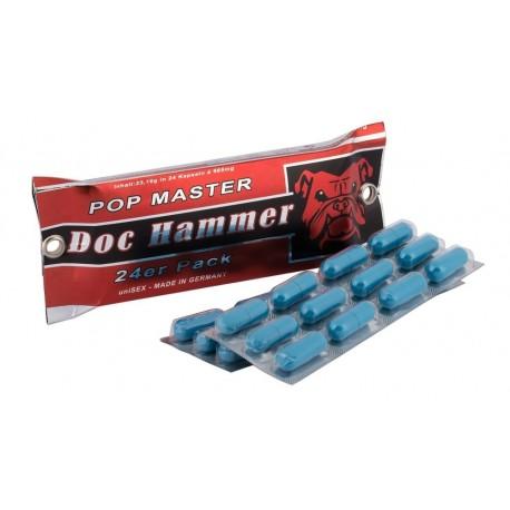 Doc Hammer Pop Master - Stimulant n°1 allemand