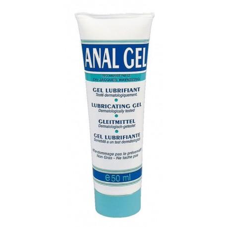 Lubrix Anal Gel - Lubrifiant spécial anal et sodomies