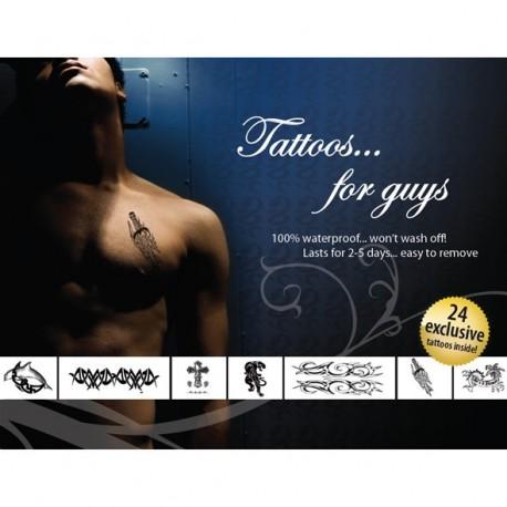 Tatouages Temporaires Sexy - Pour homme