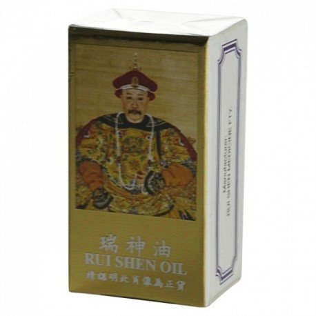 Rui Shen Oil - Huile retardante remede contre l'éjaculation précoce