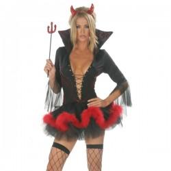 Costume Sorcière - Diablesse sexy