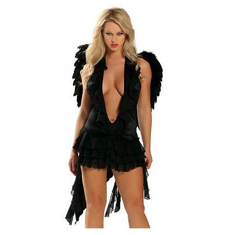 Costume Ange Noir - Black Angel