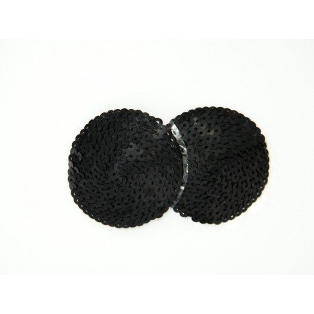 Cache-Téton - Nippies - disque en strass